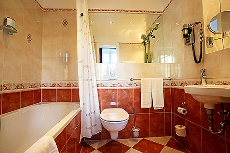 Hotel Berlin Apartment Bad Wanne