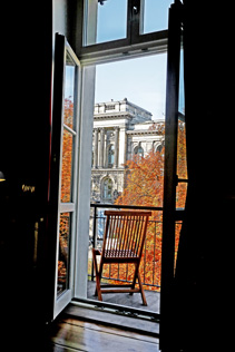 Apartment Hotel Berlin GARDEN LIVING - Grüner Innenhof